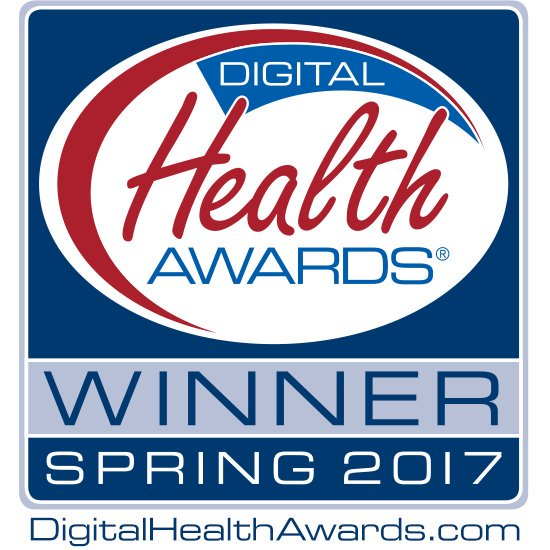 Digital Health Awards Winner - Spring 2017