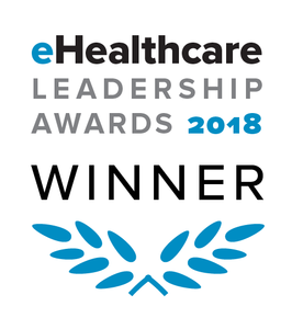 eHealthcare Leadership Awards - 2018 Winner